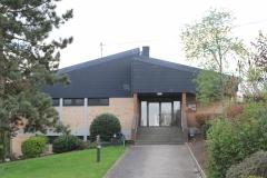Soonblickhalle-Eingang